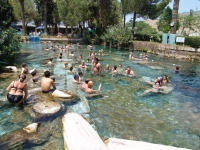 Pamukkale Thermal Tourism